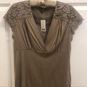 Banana Republic top medium